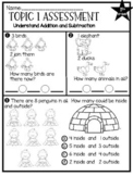 enVision Florida Math First Grade Assessments