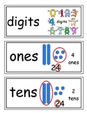 enVision Grade 2 Topic 4 Vocabulary Word Wall Cards