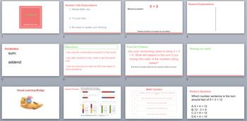 enVision Grade 2 Whole Group Slides - Topic 2 Bundle (2010)