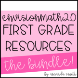 enVision Math 2.0 1st Grade Resource Bundle