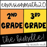 enVision Math 2.0 2nd Grade/3rd Grade Resource Bundle