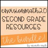 enVision Math 2.0 2nd Grade Resource Bundle