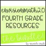 enVision Math 2.0 4th Grade Resource Bundle
