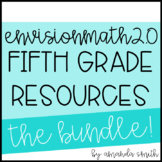 enVision Math 2.0 5th Grade Resource Bundle