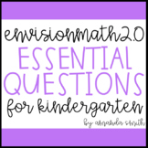 enVision Math 2.0 Essential Questions for Focus Walls * Ki