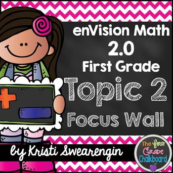 enVision Math 2.0 Focus Wall Topic 2 (First Grade)