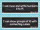 enVision Math 2.0 Focus Wall Topic 8 (First Grade)