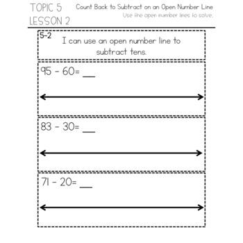 enVision Math 2.0 Interactive Math Journal 2nd Grade Topic 5