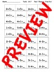enVision Math 2.0 Kindergarten Topic 10 Practice