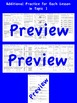 enVision Math 2.0 Topic 1 Grade 2 Practice Sheets