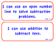 """enVision Math 2.0  Topic 11   Grade 1  """"I can"""" statements"""