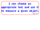 """enVision Math 2.0  Topic 12   Grade 1  """"I can"""" statements"""