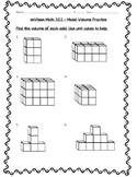 enVision Math 5th Grade - Topic 10 - Understand Volume Concepts