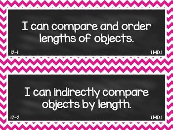 enVision Math First Grade Common Core Focus Wall Topic 12