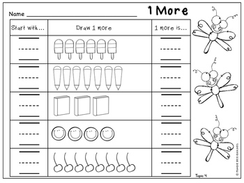 Kindergarten Math - Topic 4, Comparing and Ordering Numbers 0 - 10