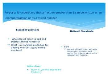 enVision Math Lesson 10.1 Powerpoint
