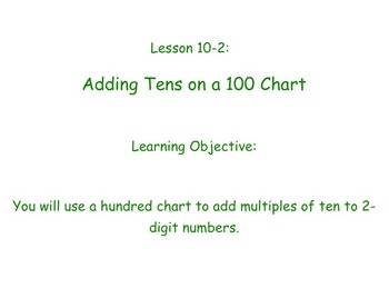 enVision Math SMART Notebook Lesson: Topic 10, Lesson 2