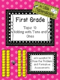 enVision Math Tasks and Formative Assessments First Grade Topic 10