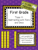 enVision Math Tasks and Formative Assessments First Grade Topic 11