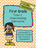 enVision Math Tasks and Formative Assessments First Grade Topic 2