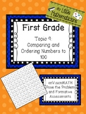 enVision Math Tasks and Formative Assessments First Grade Topic 9