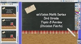 enVision Math: Topic 8 Review (3rd Grade)
