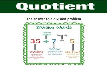 enVision Topic 8 Vocabulary 3rd Grade