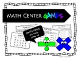 enVisions 2.0 3rd Grade Math Games Topic 5 - Fluently Mult