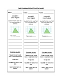 enVisions 2.0 Grade 3 Topic 6 Exit Tickets