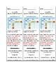 enVisions 2.0 Grade 3 Topic 8 Exit Tickets