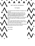 enVisions Math I Can Statements Grade 5