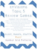 enVisions Topic 5 Review