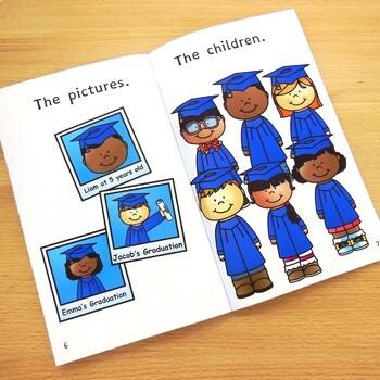 Kindergarten Closing Ceremony / Send-off Booklet