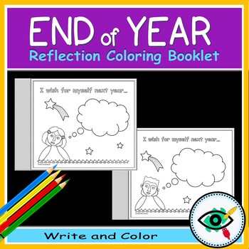 School year Reflection booklet