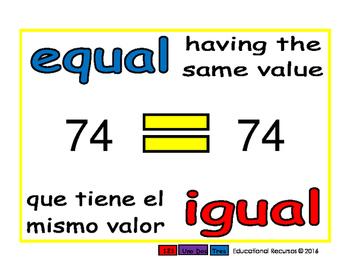equal/igual prim 1-way blue/rojo