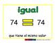 equal/igual prim 2-way blue/verde