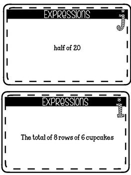equations, expressions and two step word problems