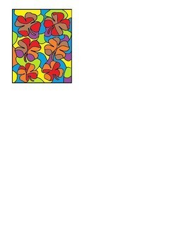 equivalent fractions coloring(flash freebie)