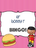 er Bossy R Bingo [10 playings cards]
