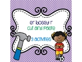 er Bossy R Cut and Paste