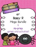 er Bossy R Mega Bundle! [9 no-prep games and activities]