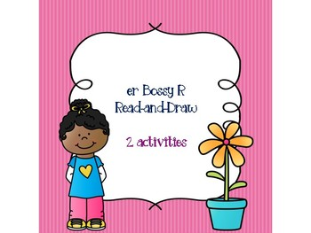 er Bossy Read-and-Draw