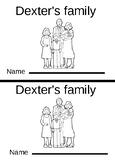 er Dexter's Family Early Emergent Reader Book