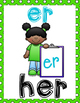 er controlled vowels