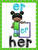 er controlled vowels