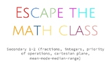 escape the math class