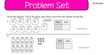 eureka First Grade Math Module 6 Lesson 9 ActiveInspire Flipchart