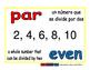 even/par prim 1-way blue/rojo