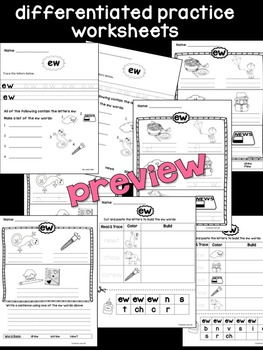 ew Phonogram Book & Poster Pack with Phonics Practice