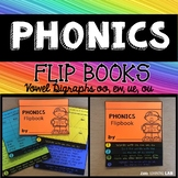 ew, ou, oo, ue sounds  | Phonics Flip Book | Journeys The